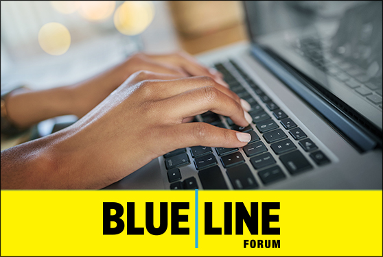 Blue Line Forum has a fresh new look