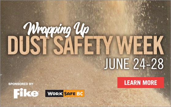4 takeaways from Dust Safety Week 2019