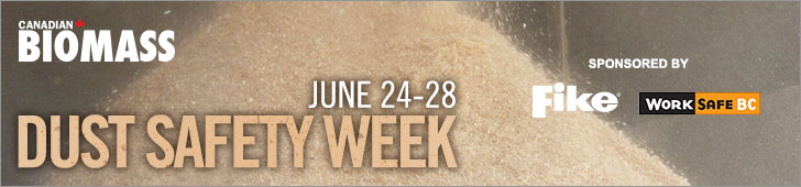 Canadian Biomass Dust Safety Week