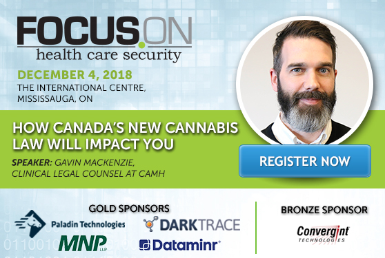 Register now for Focus On Healthcare Security