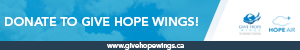 Donate to Give Hope Wings