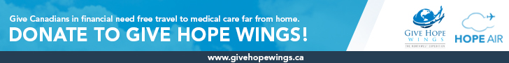 Give Hope Wings