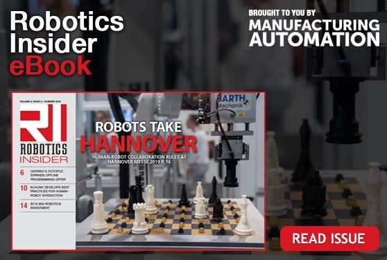 Robotics Insider summer issue now live