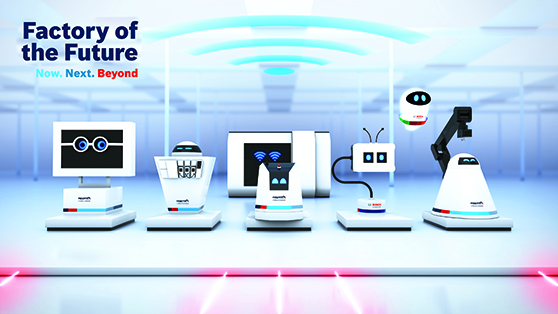 Bosch Rexroth is your one stop for solutions in connected automation