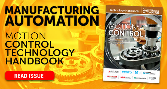 Manufacturing AUTOMATION presents the Motion Control Technology Handbook