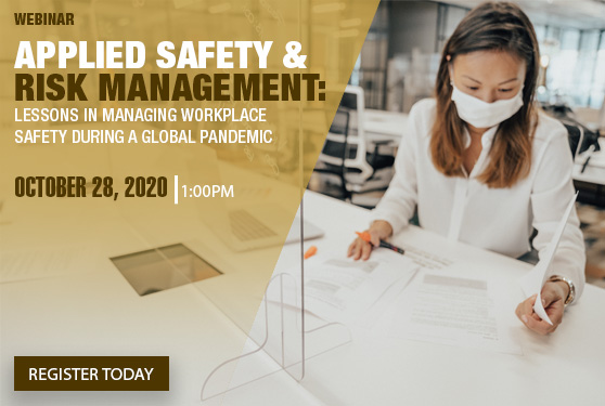 Applied Safety Webinar