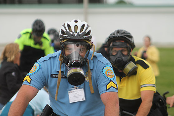The premier training event for police cyclists heads to Fort Worth!
