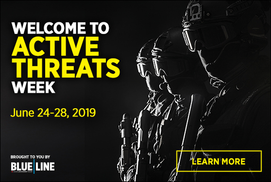 Active Threats Week kicks off with Blue Line News Now