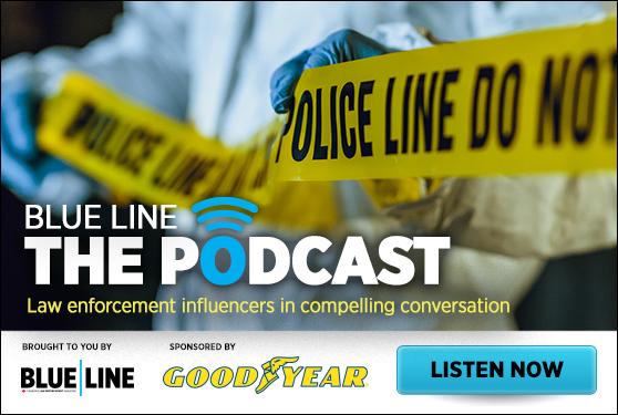 <i>Blue Line, The Podcast</i> welcomes Maria Iannuzziello