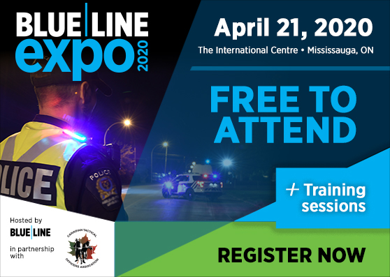 Canada's premier event for the law enforcement community is back