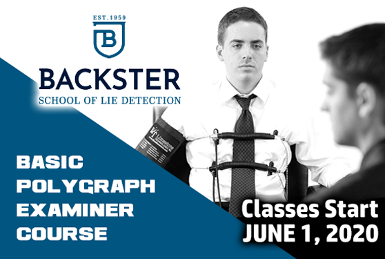 <b>Get Certified at Backster School of Lie Detection</b>