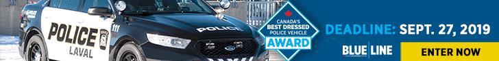 Best Dressed Police Vehicle