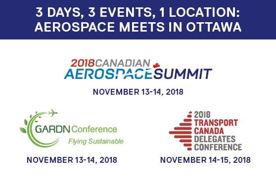 In November, Aerospace meets in Ottawa
