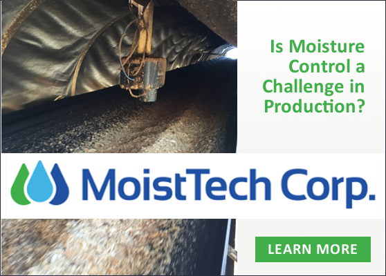 <center>Moisture Control with MoistTech Yields Immediate Results & ROI</center>
