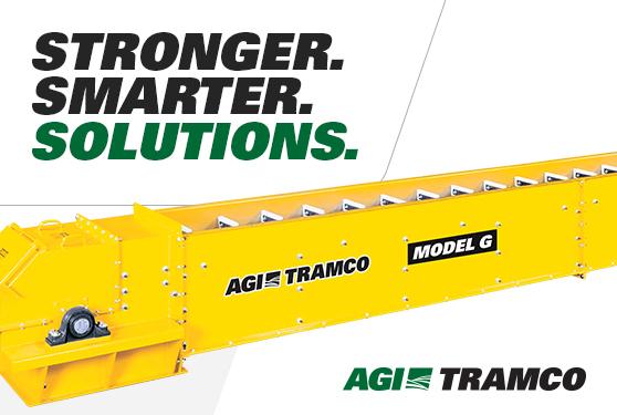 Moving mass, en masse in Biomass: AGI Tramco