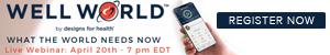 WellWorld Webinar Ad