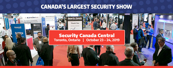 Come and experience the latest  security products and technologies