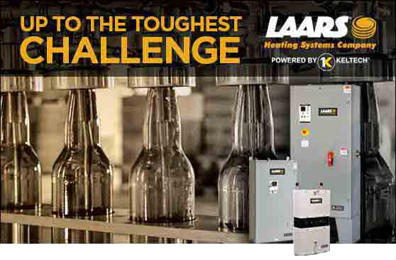 Up to the Toughest Challenge LAARS® Commercial Tankless Electric Water Heaters