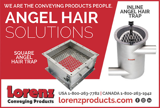 Angel Hair Issues?  Lorenz Has You Covered!