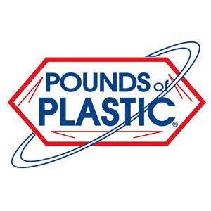 Pounds of Plastic