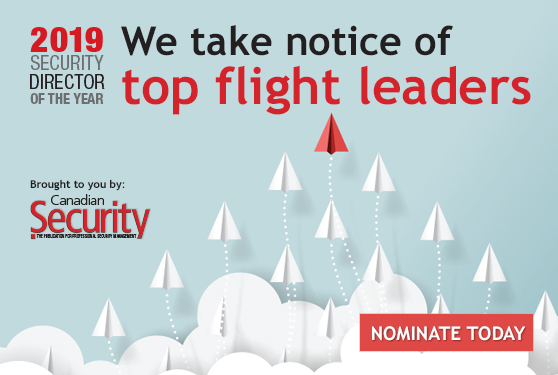 <b>Help us acknowledge security's best and brightest</b>