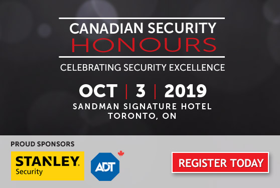 <b>Join us October 3 in Toronto to celebrate security's leaders</b>