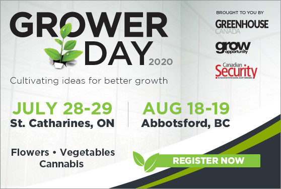 <b>Grower Day is moving!</b>