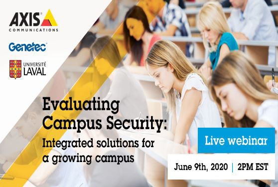 <b>Evaluating Campus Security: How integrated solutions works for a growing campus</b>