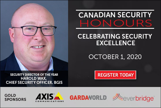 We're just days away from Canadian Security Honours!