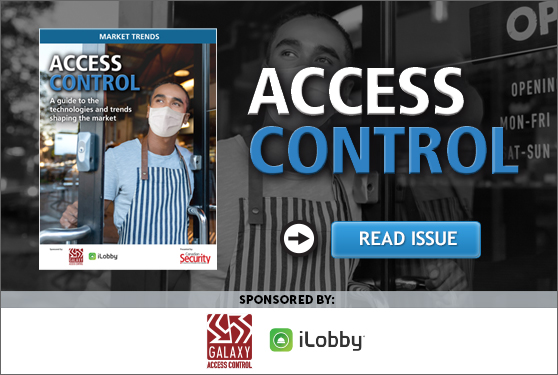 Canadian Security's Access Control Market Trends digital magazine now available