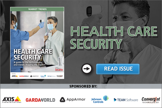 Canadian Security's Health Care Security Market Trends digital magazine now available