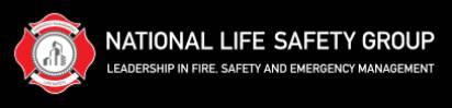 National Life Safety logo