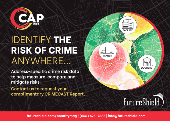Identify Your Risk of Crime Anywhere and Be Prepared