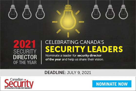 Help us celebrate security's leaders