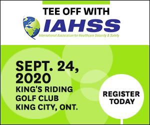 IAHSS Golf