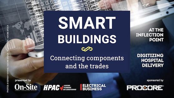 The rise of smart buildings: key takeaways for contractors