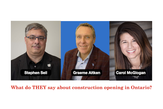 <b>It's the news many in Ontario have been waiting to hear...</b>