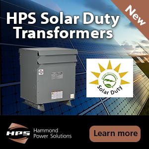 Hammond Power Supplies