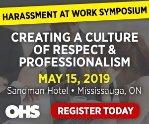 OHS Harassment at Work Symposium