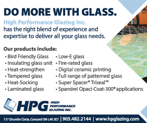 High Performance Glass