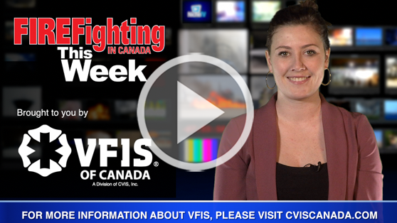 Canada aids Australia in wildfire suppression efforts
