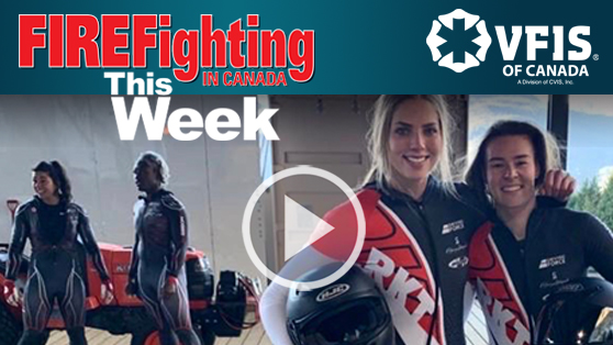 Thunder Bay firefighter Stephanie Drost named to Canadian Bobsleigh Team