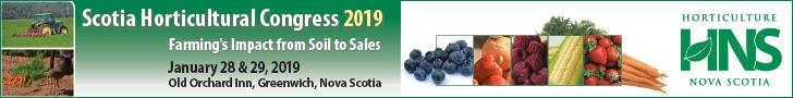 Nova Scotia Hort Congres