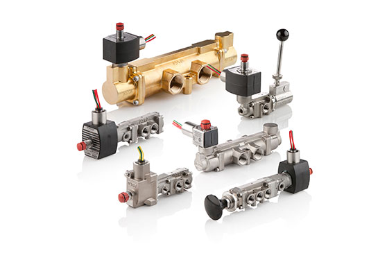 <center>ASCO™ Series 362/562 and 381 Solenoid valves by Emerson offer unsurpassed reliability in mission-critical applications. </center>
