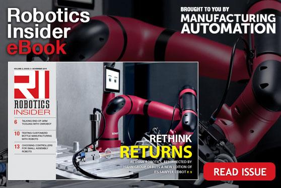 <center>The Robotics Insider November 2019 issue is now live!</center>