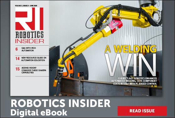 <center>The Robotics Insider June 2020 edition is now live!</center>