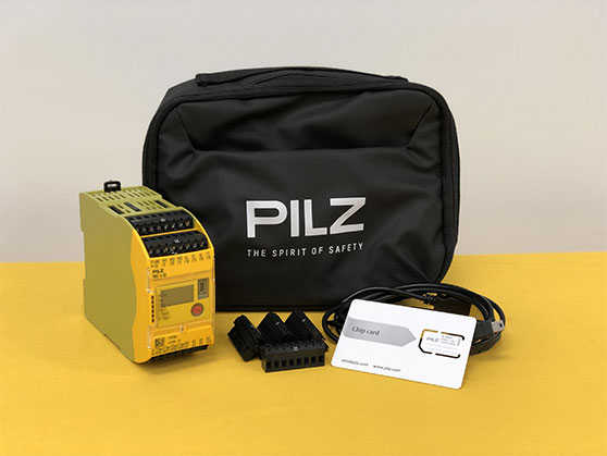 Compact 24 configurable safe I/O! Ready-to-use kit!