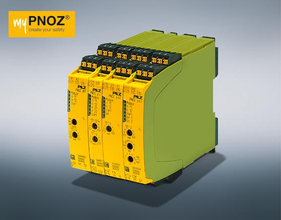 <center>myPNOZ – Your new modular safety relay</center>