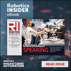 MA - Robotics