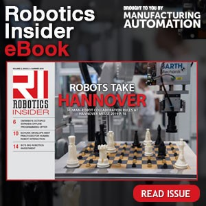 ROBOTICS INSIDER eBook